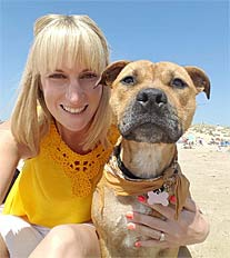 Pet Sitter Holly Brown